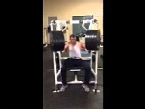 450 lb bench press decline bench press 450 lbs for 10 reps youtube