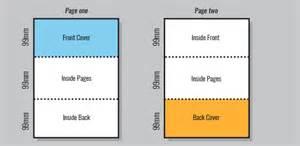 folding information folded brochures dl a3 a4 a5