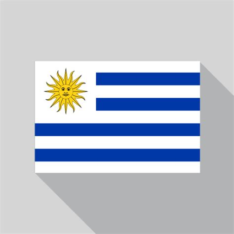 flags of the world uruguay uruguay flag icon world cup 2014 country flags iconset