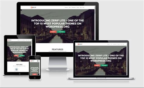 free bootstrap based wordpress themes 30 free high quality bootstrap based responsive wordpress