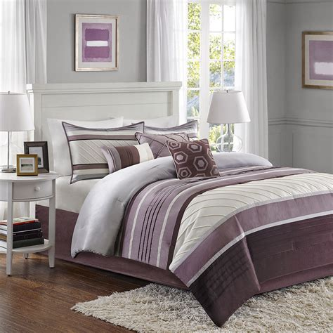 beautiful modern elegant purple plum lavender grey