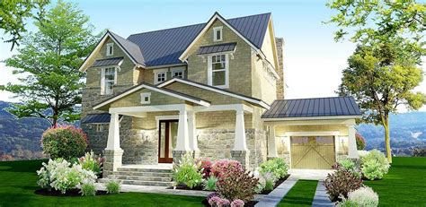 stone farmhouse plans 3 bedroom stone farmhouse plan 16891wg architectural