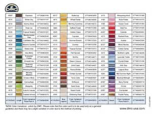 dmc thread color chart dmc floss color chart brown hairs