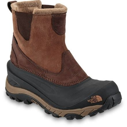 mens pull on snow boots the chilkat ii pull on snow boots s at rei