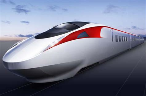 fast in japanese kawasaki reveals the fastest bullet train in japan
