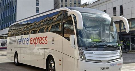 national couch changes to national express bus fares in coventry in new