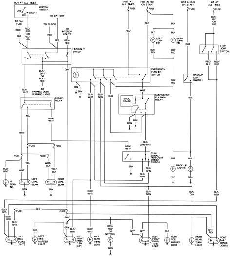 1980 cj5 turn signal switch wiring diagram wiring diagrams
