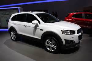 2013 chevrolet captiva pictures information and specs