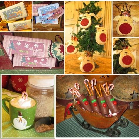 party favor ideas christmas holiday pinterest