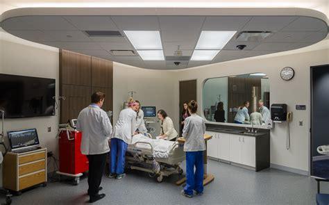 immersive simulation room leader healthcare the university of toledo interprofessional immersive