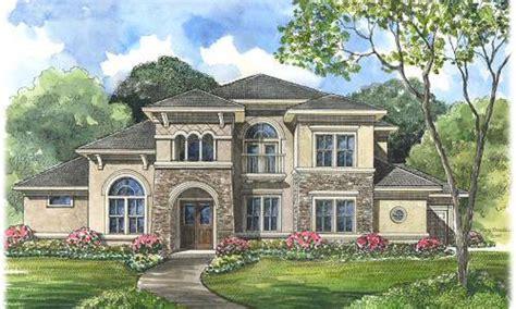 5 Bedroom Mediterranean House Plans by Mediterranean House Plan 134 1087 5 Bedrm 4486 Sq Ft