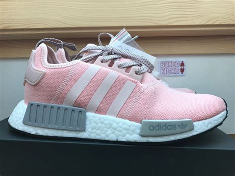 Adidas Yeezy Grey Pink adidas nmd r1 vapour pink grey offspring le og 2017 uk 7