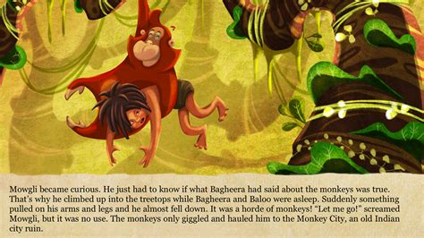 jungle book story with pictures the jungle book aplikacije za android v storitvi play