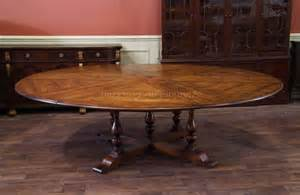 extra large round dining room tables furniture extra large round mahogany dining table large