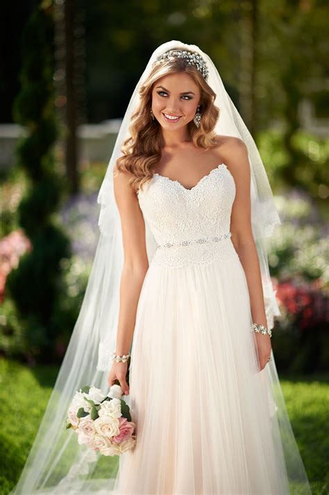 stella york wedding dress sneak peek style 6025