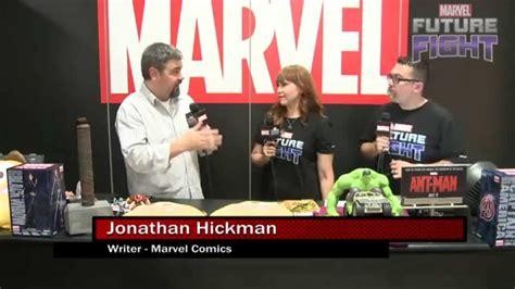 Pdf Secret Wars Jonathan Hickman by Secret Wars Writer Jonathan Hickman Debriefs On Marvel