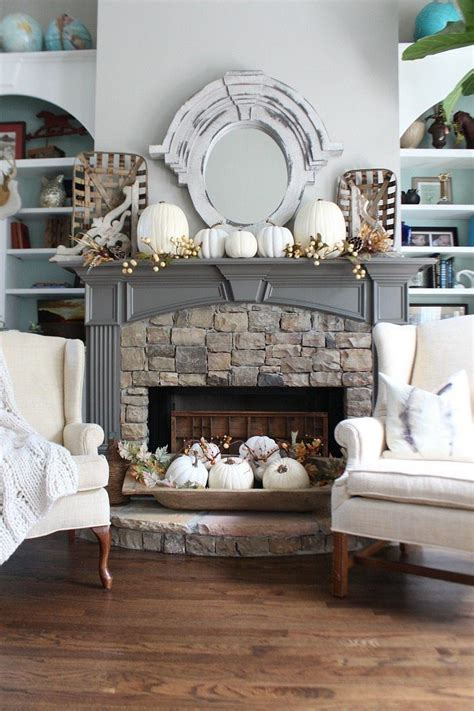 home decor fireplace 25 best fall fireplace decor ideas on