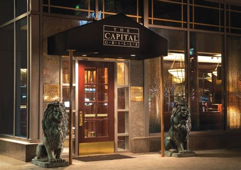 Private Dining Rooms Philadelphia Capital Grille Great Places Event Venues And Resources