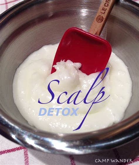 Scalp Detox With Coconut by Notice Hair Growth It Might Be Due To Clogged Hair
