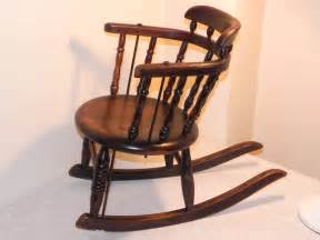 small antique rocking chair small childs oak rocking chair antiques atlas