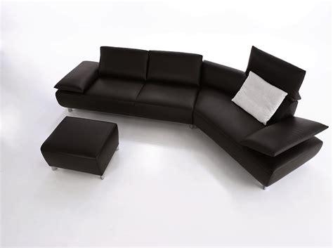 sofa liegen sofas halifax woood bean ecksofa leder cognac eckcouch