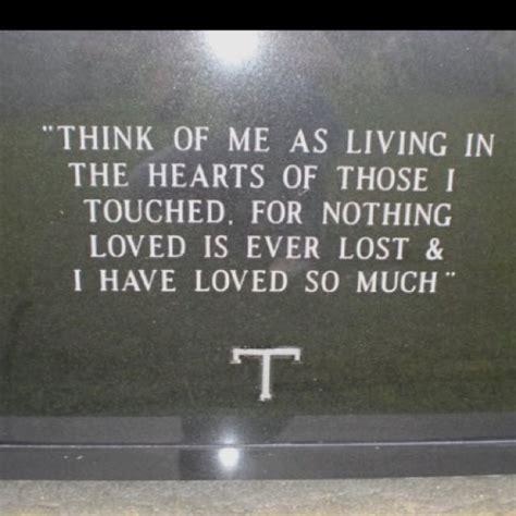 headstone quotes best headstone quotes quotesgram