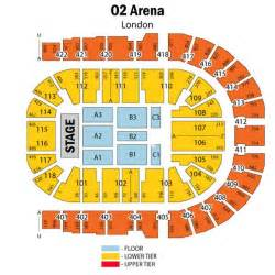 02 arena floor plan o2 seat plan for strictly come at o2 arena