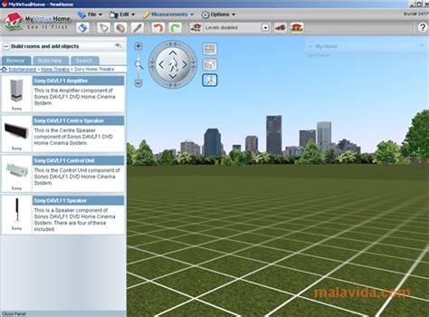 myvirtualhome free 3d home design software download download myvirtualhome free