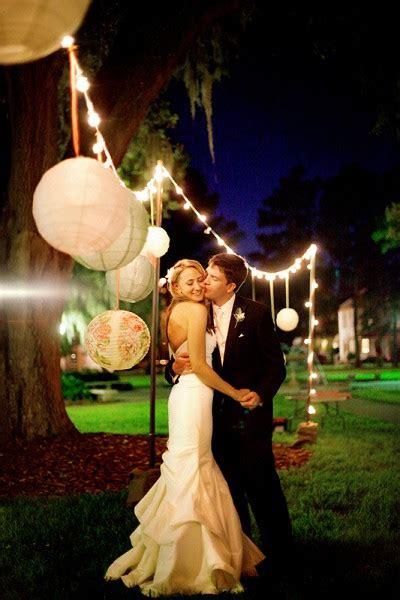 Backyard Wedding Lanterns Friday Fabulosity Wedding Lanterns Seven Ways