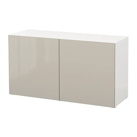 besta shelf unit with doors best 197 shelf unit with doors white selsviken high gloss