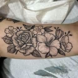 25 melhores ideias de tatuagens de flores no pinterest
