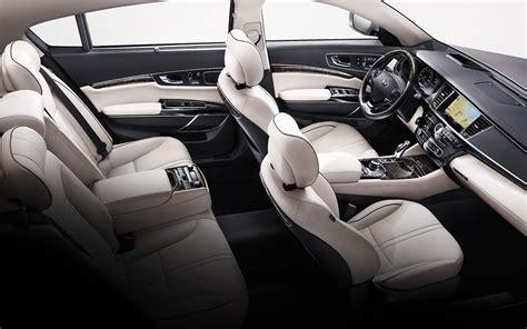 K900 Kia Interior South Korean Car Manufacturers Julian Marinelli S