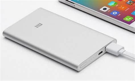 Terbaru Power Bank Xiaomi xiaomi luncurkan power bank 5000 mah harga tablet smartphone terbaru
