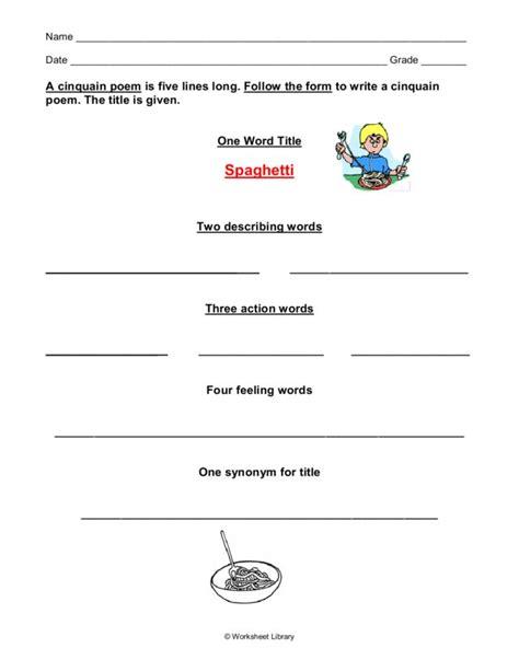 cinquain template best cinquain poem template contemporary resume ideas