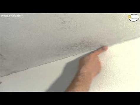 crepe sul soffitto come eliminare crepe fessure e macchie da pareti tutto