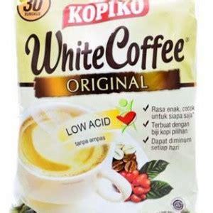 White Coffee Kopiko abc coffee citra sukses international