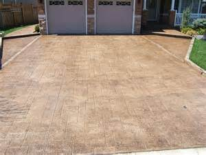 Staining A Patio Natural Stone Amp Pattern Concrete Sealtech