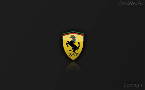 ferrari emblem black and white black ferrari logo wallpaper hd www imgkid com the
