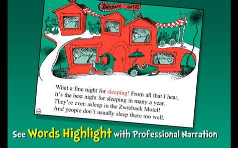 0008240051 dr seuss s sleep book dr seuss s sleep book android apps on google play