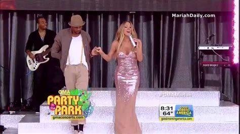 Good Morning America Will Feature Artprize Thanks To | mariah carey always be my baby live on good morning