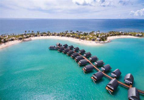 fiji accommodation bungalow water fiji marriott resort momi bay overwater bungalows