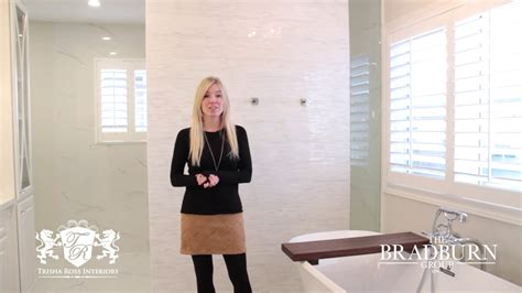 trisha bathroom videos youtube trisha ross interiors bathroom promotion youtube