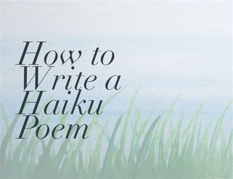 haiku of and war oif perspectives from a s books how to write a haiku poem