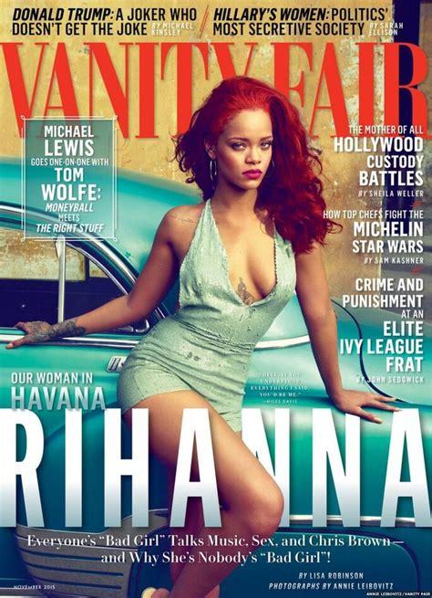 rihanna vanity fair magazine november 2015