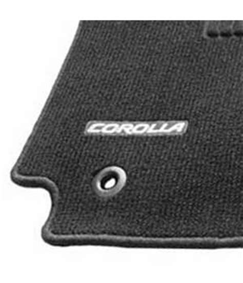 Floor Mats Toyota Corolla by New 2014 2016 Toyota Corolla Carpeted Floor Mats From