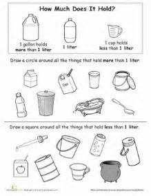 milliliters and liters worksheet abitlikethis