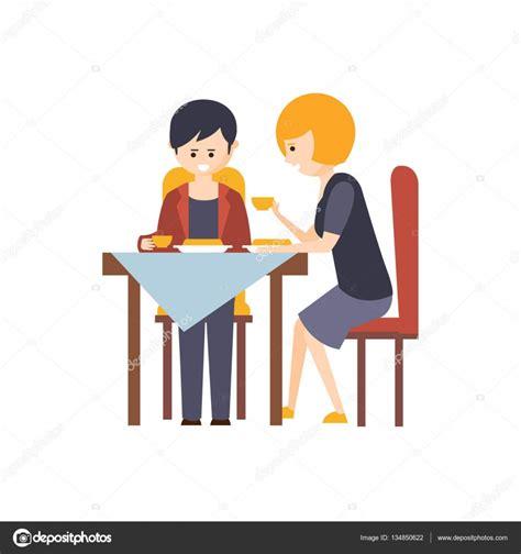 imagenes animadas almorzando dos personas almorzando en el hotel restaurante tem 225 tica