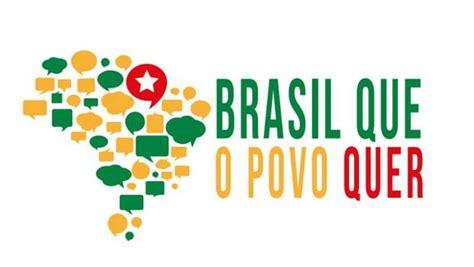o time que mais deve no brasil 2017 brasil que o povo quer ser 225 lan 231 ado no df e mais sete