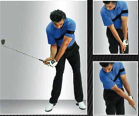 swing link golf training aid connected golf swing training aid