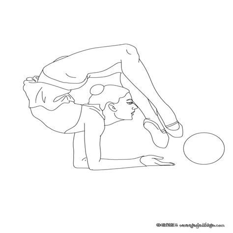 imagenes yoga para colorear dibujos para colorear de ballet y gimnasia dibujos para